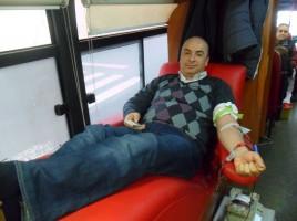 Sosyal Sorumluluk Projemiz : Kan Bağışladık..